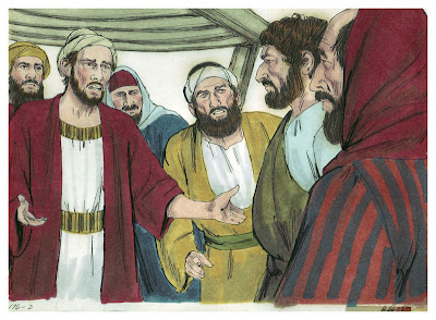 800px-Acts_of_the_Apostles_Chapter_6-1_%28Bible_Illustrations_by_Sweet_Media%29.jpg (400×294)